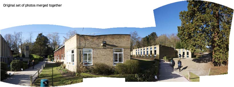 School CGI Architectural Photomontage