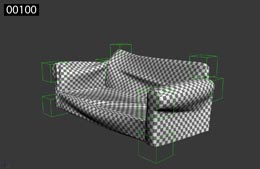Multiyork Cloth Dynamics Animation Screen Shot