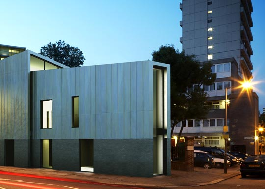 Plough Rd CGI Architectural 3D Visualisation Photomontage