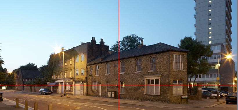 Plough Rd CGI Architectural 3D Visual Photomontage